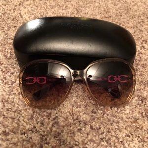 Coach sunglasses women